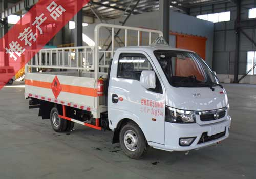 国六东风逸途气瓶运输车