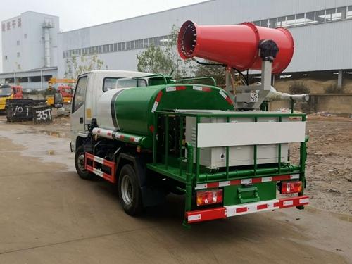 国六凯马2吨喷雾消毒车