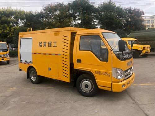 国六福田2吨小型betvlctor伟德中文版