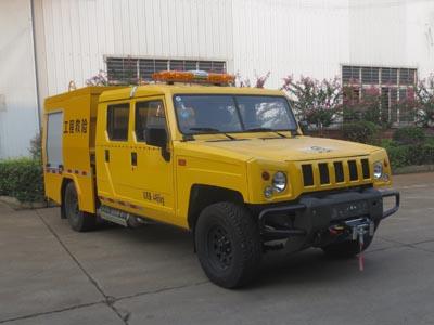 2021.03.11新车介绍:江特牌JDF5041XXHBAW6型救险车
