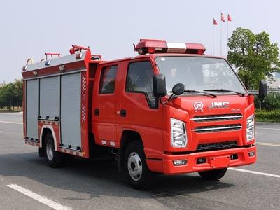 国六betvlctor伟德中文版推荐:江特牌JDF5060GXFSG15/J6型水罐betvlctor伟德中文版(2吨)
