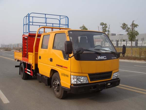 国五江铃10米高空作业车