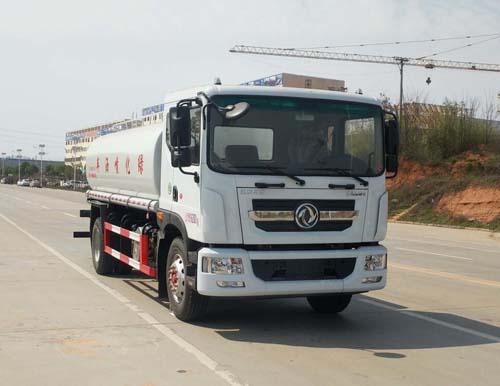 国六D9东风12吨绿化喷洒车