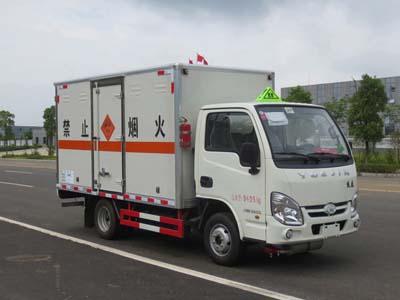 伟德手机客户端app跃进小福星1吨爆破器材运输车