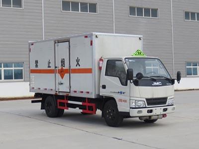 伟德手机客户端app江铃1.5吨爆破器材运输车