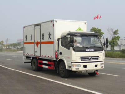 伟德手机客户端app东风8吨爆破器材运输车