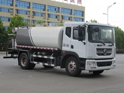 国六东风10吨消毒喷雾车