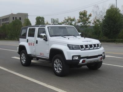 国六北京吉普森林防火指挥车