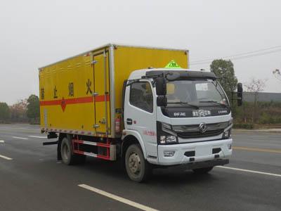 江特牌JDF5120XQYE6型爆破器材运输车