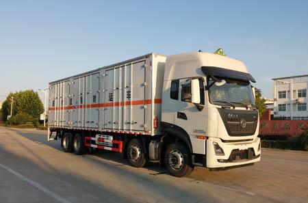 国六东风17吨医疗废物转运车