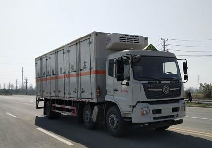 国六东风天龙15吨医疗废物转运车