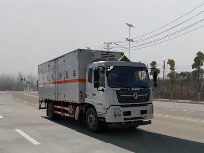国六东风天锦10吨医疗废物转运车