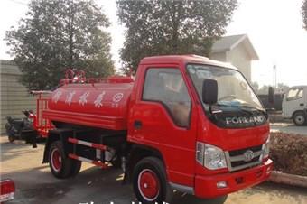 2吨微型消防车