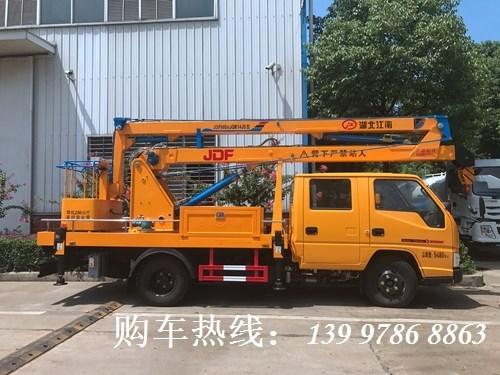 14米高空作业车