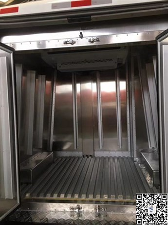 伟德手机客户端app依维柯面包型双排座冷藏车