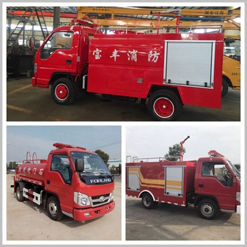 微型消防车使用过程中出现问题解决办法