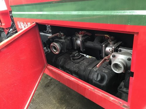 国五福田小型2吨消防车