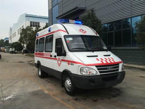 依维柯宝迪A37救护车【运输型|监护型】