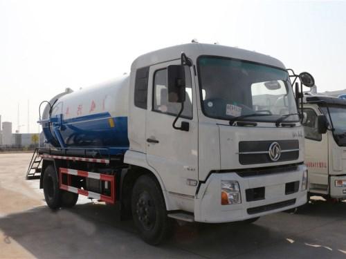 东风天锦(10方)CLW5161GXWD5吸污车